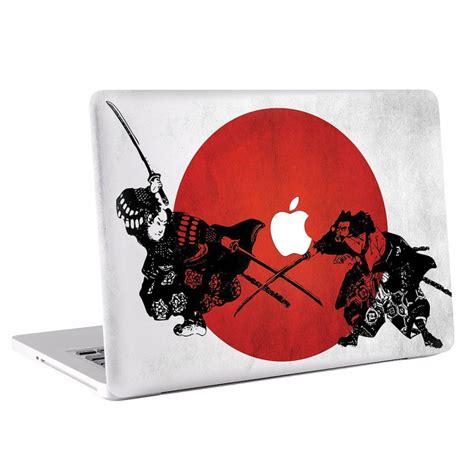 Macbook Skin Aufkleber by Samurai Japan Macbook Skin Aufkleber