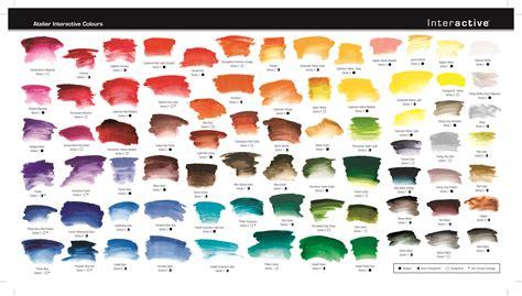 atelier interactive color chart atelier interactive