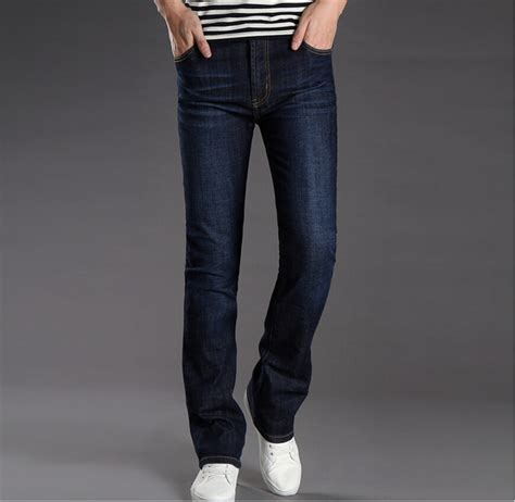 2015 bell bottom jeans mens flared jeans pants 2015 korean new arrival blue bell