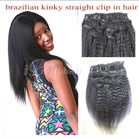 yaki clip in human hair extensions 6a unprocessed hair clip