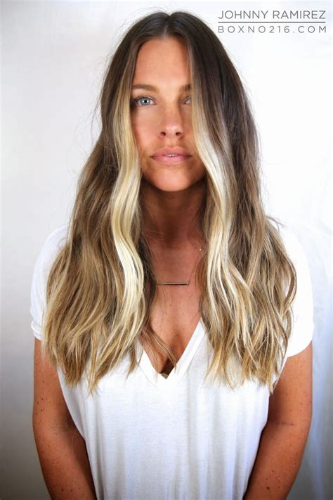 too blonde highlights in front of hair best 25 front highlights ideas on pinterest blonde