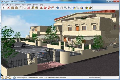 Home Design Exterior Software by Google Sketchup 16 1 1450 Download Idg Pl Idg Pl