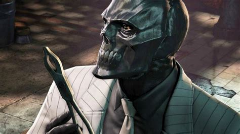 black mask black mask in batman trivia of the day
