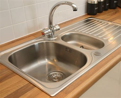 Install Faucet Kitchen by