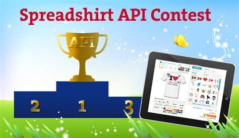 Spreadshirt Competition Winners Announced by Api Contest Blog