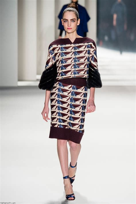 Fab Carolina Herrera Dresses From Fashion Week by Carolina Herrera Fall Winter 2014 Collection New York
