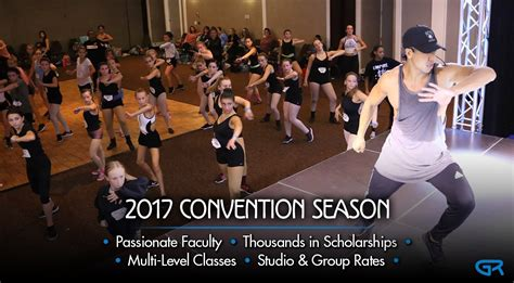 convention competition groove competition and convention