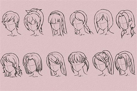anime hairstyles step by step june 2013 latest comics episode