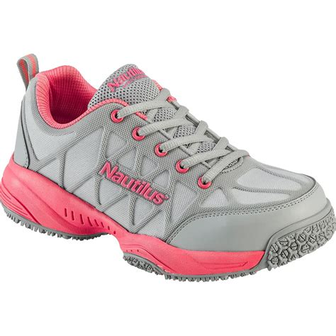 s composite toe slip resistant sneakers nautilus