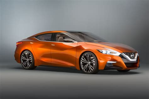 Nissan Maxima Models by Nissan 2015 Maxima New York Show Nissan Confirms