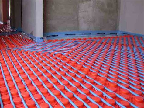 In Floor Heating by Save Energy With Hydronic Floor Heating Esodj