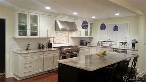 Kitchen Island Decor Ideas by White Kitchen Cabinets Contemporary Kitchen