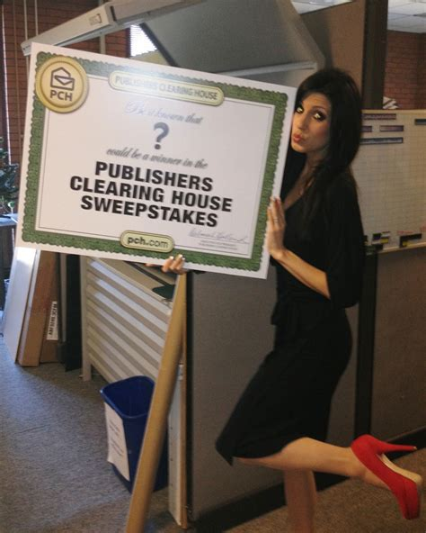 Danielle Lam Publishers Clearing House - danielle lucky pch blog