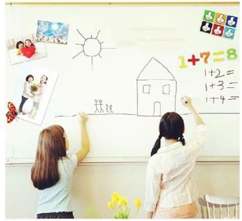 Stiker Dinding Papan Tulis Kapur jual stiker dinding papan tulis whiteboard pan pan
