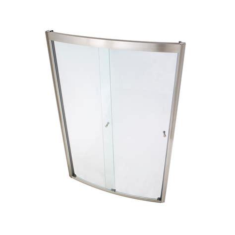 american standard frameless shower doors american standard ovation 48 in x 72 in semi frameless