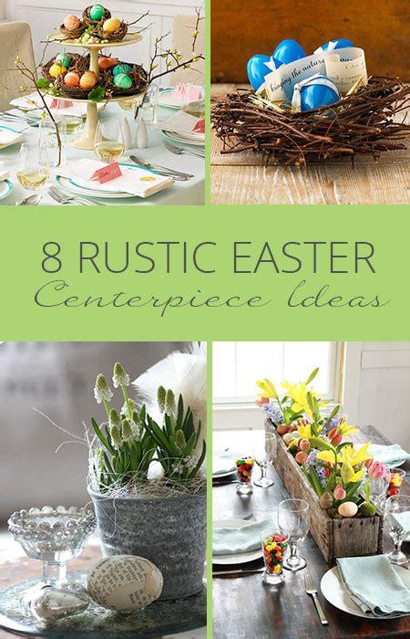 rustic centerpiece ideas rustic easter centerpiece ideas rustic crafts chic decor