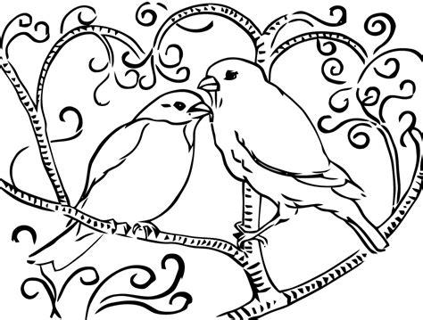 Coloriage Oiseau De Paradisll L