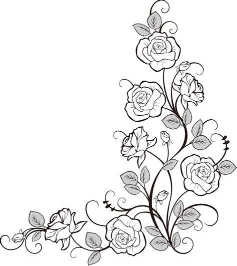 doodle of flower flower doodle line flower doodles