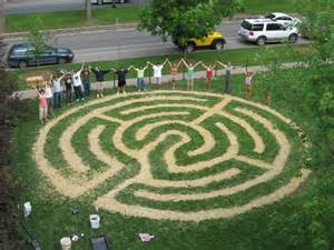 Small Backyard Fire Pit Related Keywords Amp Suggestions For Labyrinth Garden Designs