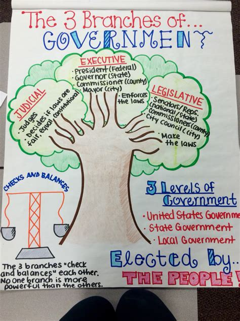 government 3d project the three branches of government 3rd grade ela