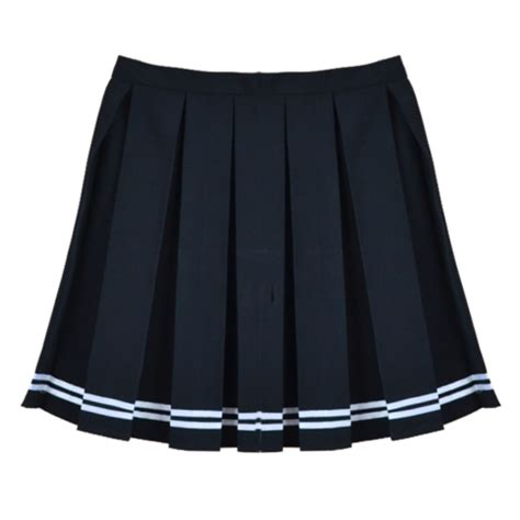 L 930 Transparent Open Front black striped tennis skirt 183 183 store