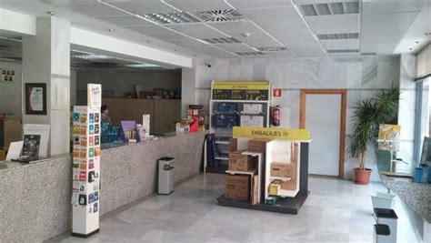 correos horario oficina correos l 237 a en alca 241 iz el horario de atenci 243 n al