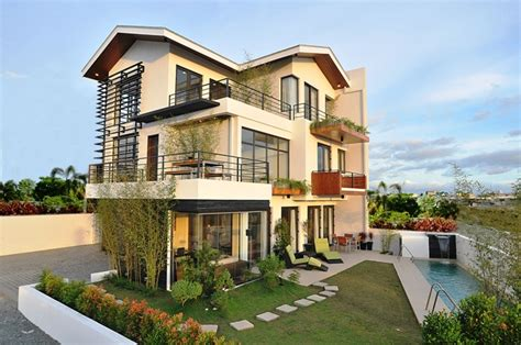balcony designs for small houses dmci s best dream house in the philippines house design