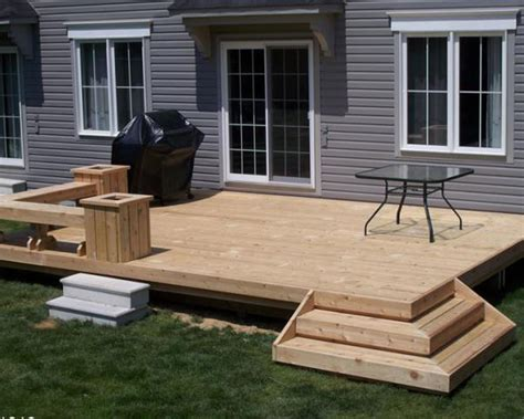 design deck application how to build a wooden floor outside home fatare