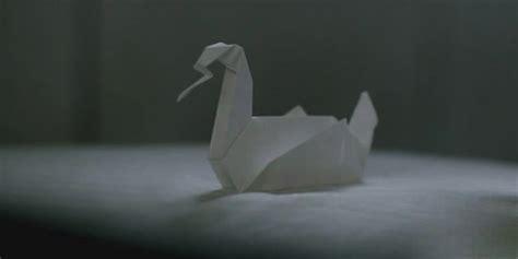 Origami Swan Prison - january 2010 que sera