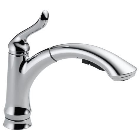 delta kitchen faucet models single handle pull out kitchen faucet 4353 dst delta faucet