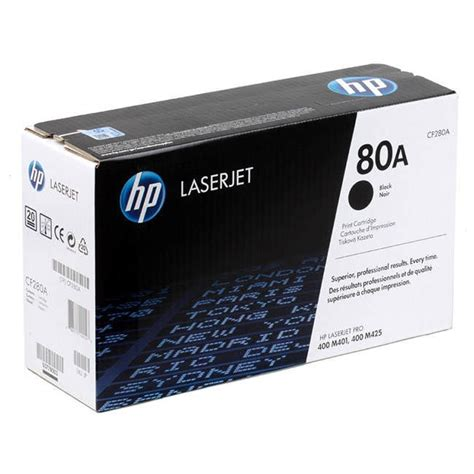 Toner Laserjet Hp 80a Original Bergaransi toners cartridges hp 80a cf280a black original laserjet toner in pakistan for rs 10000 00