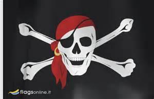 bandiera pirata bandana in vendita flagsonline it
