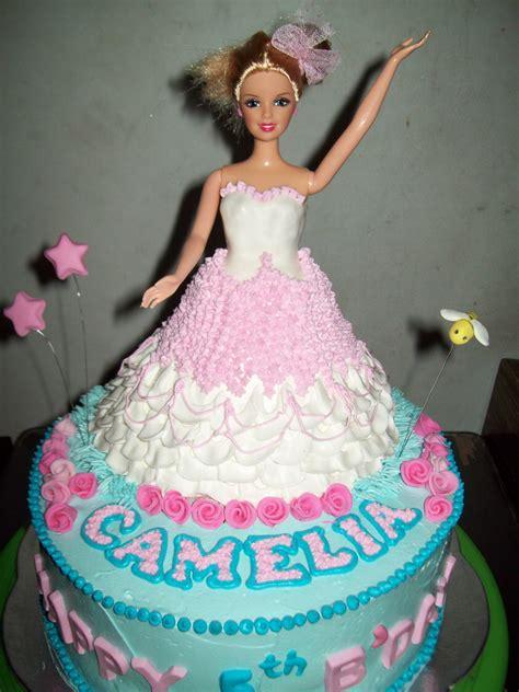Loyang Kue Puding Cake Rok Boneka kue ultah camelia mamayo