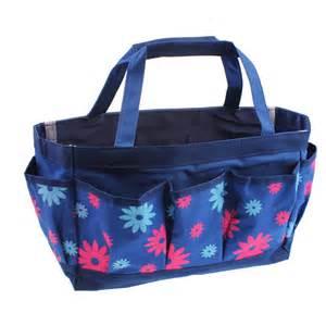 multi pocket gardening tool kit holder bag portable garden