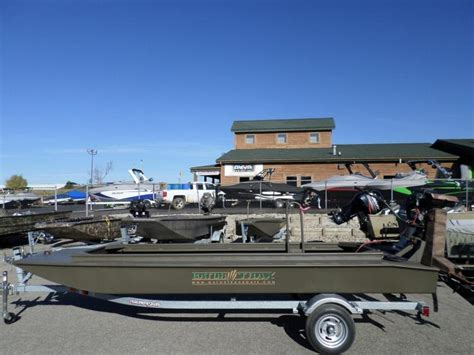 gator trax boats phone number 2016 gator trax 16 marsh series fenton mi for sale 48430
