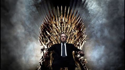 house of cards game kevin spacey frank underwood game of thrones house of cards crossover iron