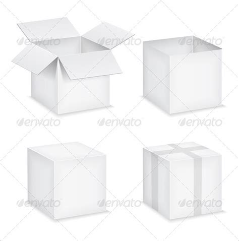 A Paper Box Template - 14 paper box templates free pdf documents