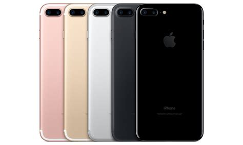 Iphone 7 Plus 32gb All Colour Bnib New Original Garansi 1 Tahun iphone 7 features and specs apple s iphone 7 news idrop news