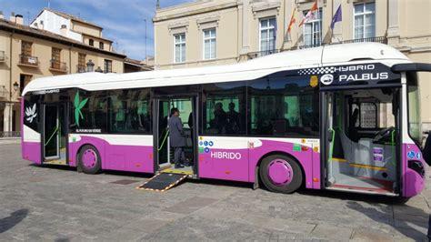 imágenes autobuses urbanos palencia suma a su flota de autobuses un veh 237 culo h 237 brido