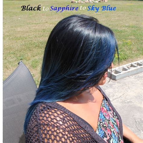 ion color brilliance sky blue ion color brilliance sapphire and sky blue hair