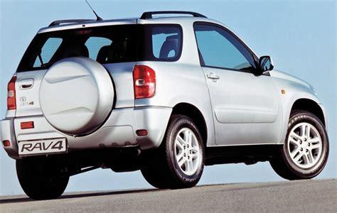 rav 4 tre porte toyota rav4 la storia della suv giapponese auto story