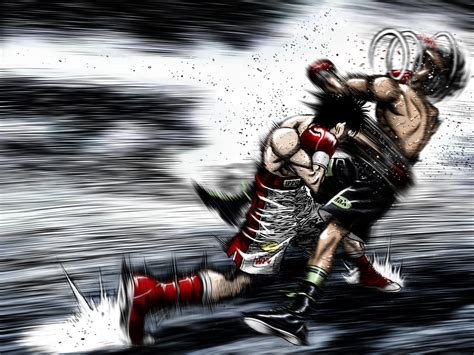 hajime no ippo hajime no ippo anime 19 high resolution wallpaper
