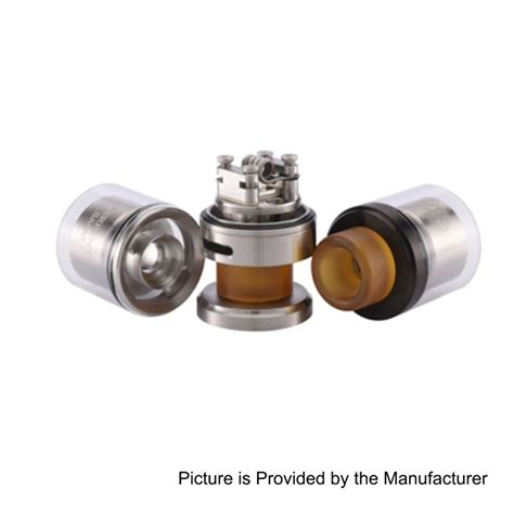 Wotofo Serpent Smm Rta 24mm Authentic authentic wotofo serpent smm rta silver 4ml 24mm rebuildable atomizer