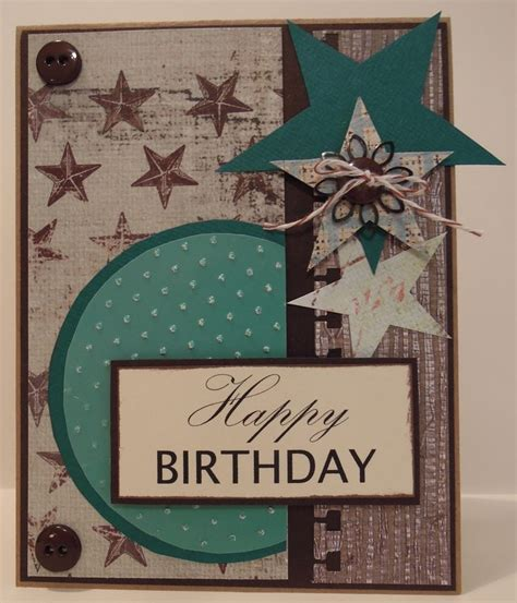 Handmade Birthday Cards For Guys - handmade card designs by judy talley for s 65th