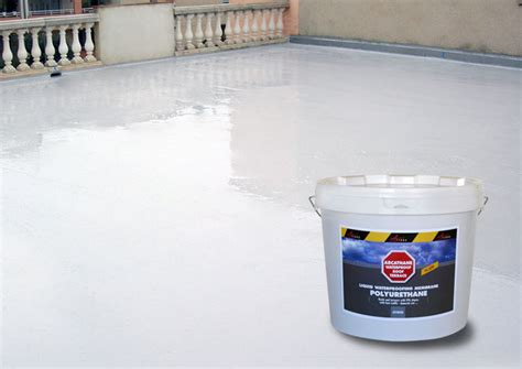 long lasting waterproofing membrane for flat roofs, patios