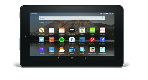 amazon fire amazon fire 7 inch 49 tablet overview