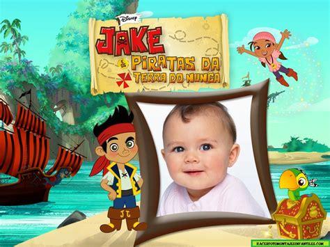 imagenes gratis jack fotomontaje de jake y los piratas gratis fotomontajes