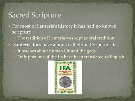santeria meanings santeria