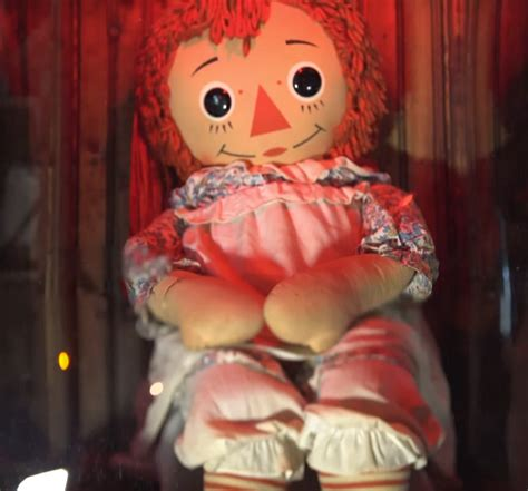 annabelle the conjuring the real story of the annabelle doll frightfind