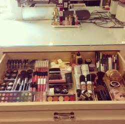 diy makeup organizer this is what my draw should look